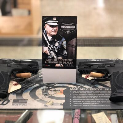 Official Smith and Wesson Blue Label Dealer